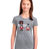 Nutcracker and Mouse King Girls Tee