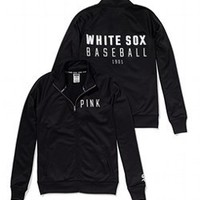 Chicago White Sox Track Jacket - PINK - Victoria's Secret