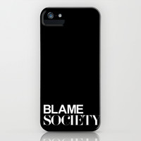 Quote iPhone & iPod Case by Quotes