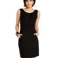 Teeze Me Juniors Dress, Sleeveless Sheath | macys.com