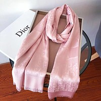 Dior Women's Outing Sunscreen All-match Shawl Scarf
