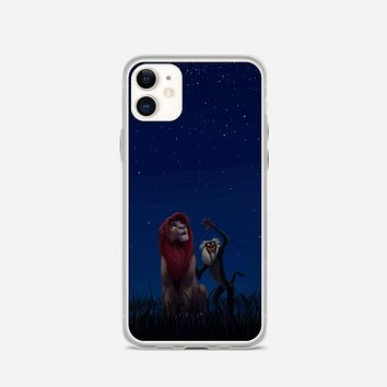 Lion King Remember Who You Are iPhone 11 Case