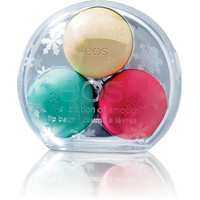 Eos Holiday Lip Balm 3pc Ulta.com - Cosmetics, Fragrance, Salon and Beauty Gifts