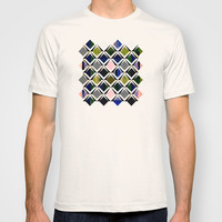 discovering diamonds T-shirt by SpinL