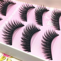 Natural Soft Thick Eyelashes
