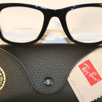 Cheap AUTHENTIC RAY BAN 5121 WAYFARER READING GLASSES/ SINGLE VISION OR BIFOCAL!!!