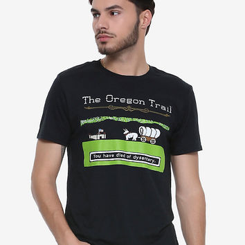 The Oregon Trail Dysentary T-Shirt
