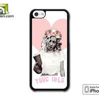 Marina And The Diamonds iPhone 5c Case Cover by Avallen