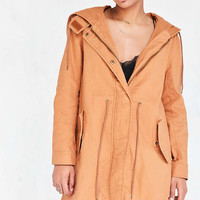 BDG James Hooded A-Line Parka - Urban Outfitters