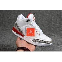 air jordan 3 retro katrina sneaker shoe
