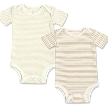 Unisex-Baby Infant Short Sleeve Onesuits