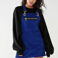 The Ragged Priest Zip It Corduroy Dress | Urban Outfitters