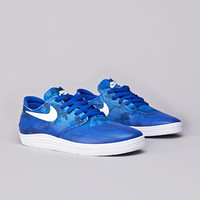 Nike SB Lunar Oneshot WC Black / Safety Orange