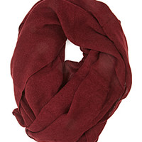 FOREVER 21 Oversized Woven Infinity Scarf