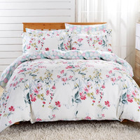 Duvet Cover Sheets Set, Dolce Mela Perugia Queen Size Bedding