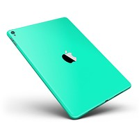 """Solid Mint V3 Full Body Skin for the iPad Pro (12.9"""" or 9.7"""" available)"""