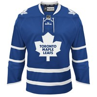 Toronto Maple Leafs Reebok EDGE Authentic Home NHL Hockey Jersey (Made in Canada)