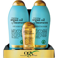 Renewing Moroccan Argan Oil 3 Pc Set