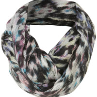 Bright Splodge Snood - Scarves - Accessories - Topshop USA