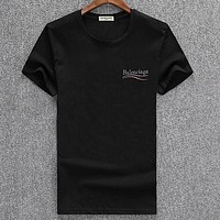 Balenciaga Fashion Casual Shirt Top Tee-5