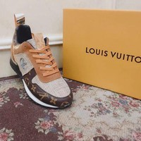 DCCK Louis Vuitton LV Fashion Casual Women Sneakers Sport Shoes Size 36-40