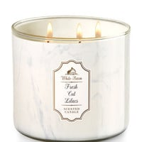 Fresh Cut Lilacs 3-Wick Candle | Bath And Body Works