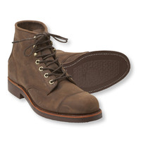 Men's Katahdin Iron Works Engineer Boots: Casual | Free Shipping at L.L.Bean