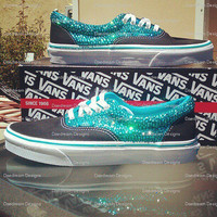 Custom Bling Adult Vans