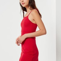 NICOPANDA Tank Top Slip Dress | Urban Outfitters