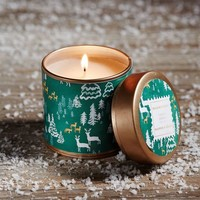 Winter Warmth Scented Candles