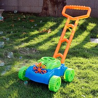 Children's hand push bubble car Bubble Outdoor Toy Walker Push Toys for Kids Summer Gift Toy for Children