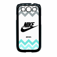 Nike Just Do It Chevron Samsung Galaxy S3 Case