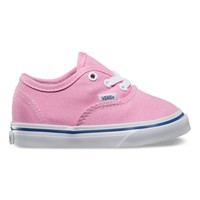 Vans Toddlers Authentic (prism pink/true white)