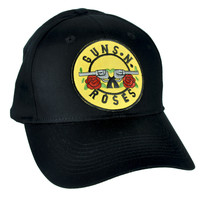 Guns N Roses Hat Baseball Cap Alternative Clothing Slash Axle Rose