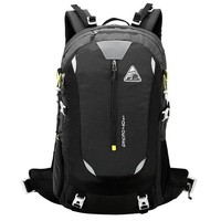 Sports gym bag KIMLEE Brand 40L Professional Camping Bag Travel Mountaineering Backpack Light Weight  with Rain Cover For Men Women KO_5_1