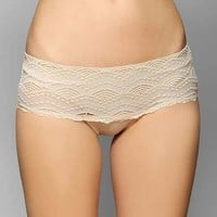 Lace-Front Hipster