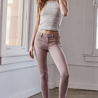 Bullhead Denim Co. Faded Berry Dreamy Mid Rise Jeggings at PacSun.com