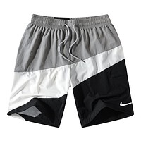NIKE Summer Fashion Men Casual Sports Running Shorts