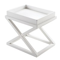 White Side Table | Eichholtz McArthur