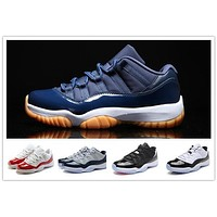 Air Jordan 11 Retro Low Sport Shoe sizes US5.5-13