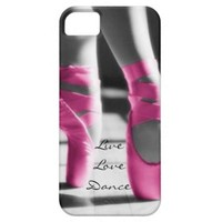 Live Love Dance iPhone 5 Cases