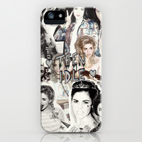 Marina and the Diamonds: The archetypes -> Teen Idle iPhone & iPod Case by More Than LDD