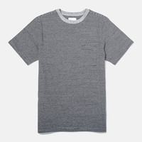 Randall Feeder Stripe Tee | Saturdays