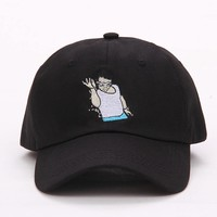 """salt bae"" dad hat"