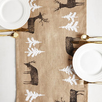 Gotta Land It to You Table Runner by ModCloth