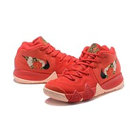 Nike Kyrie 4 Ivring Fireworks CNY Men Sneakers