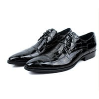 Men's dress shoes, men's flat shoes. Leather shoes. Fashion men's shoes.2014 new product. Black, red. Free shipping + gift