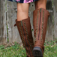 Falling For You Boots