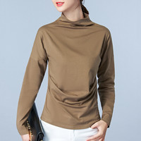 New Long Sleeve Bat wing Female T-Shirt