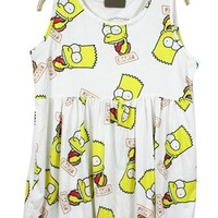 The Simpsons Bart Tunic